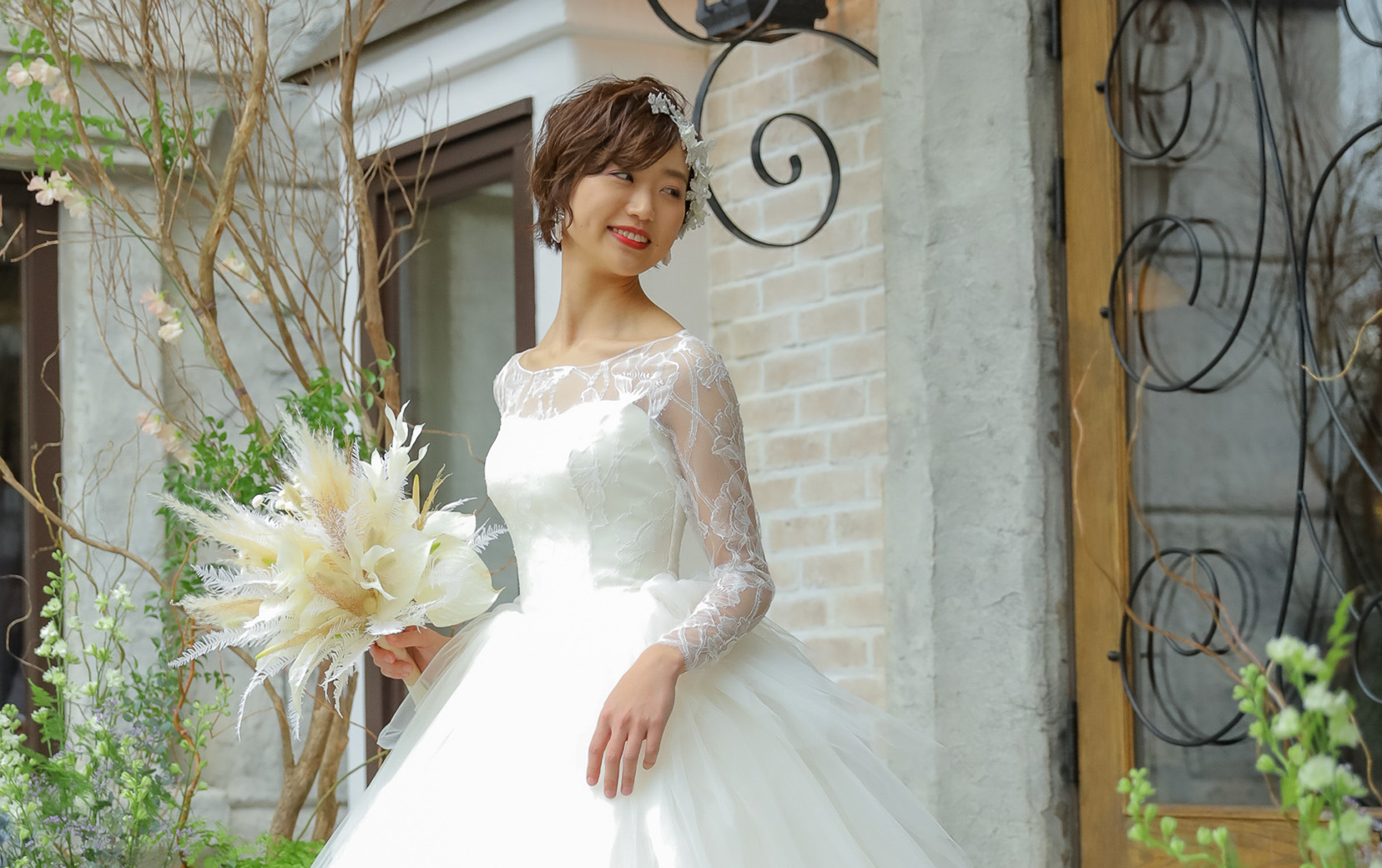平日限定★憧れの花嫁体験【和装&ドレス】見学フェア