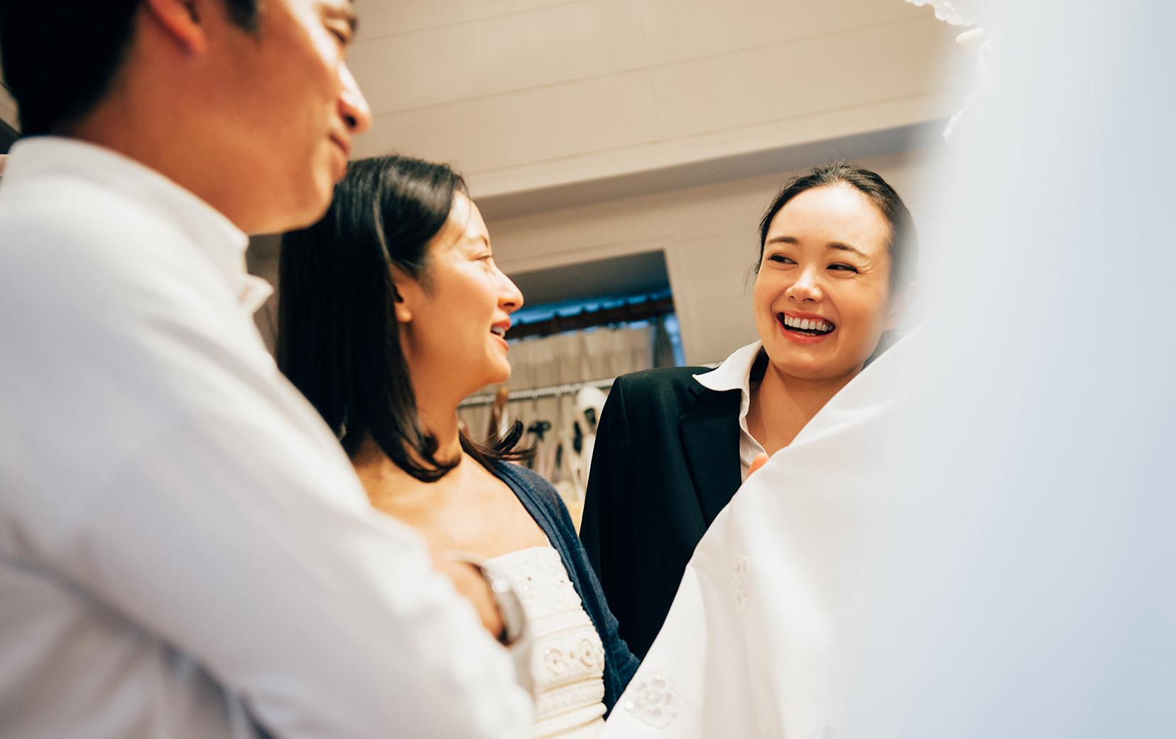 平日限定【初めてのブライダルフェア】賢く挙げる結婚式相談会
